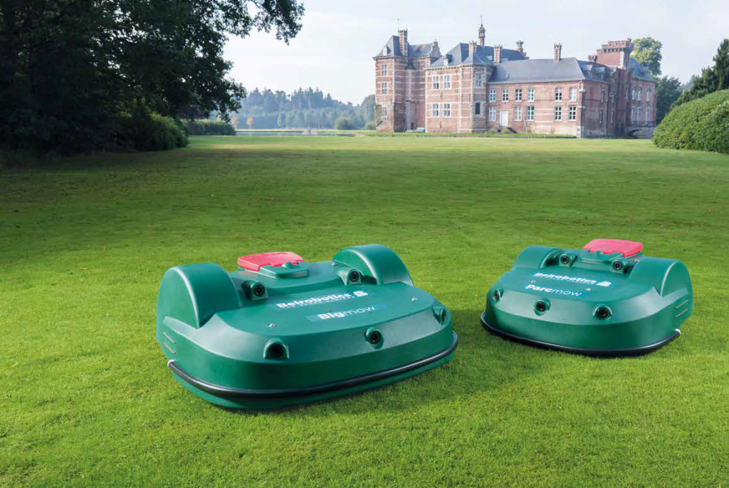 Belrobotics has created the highest performance and most innovative range of robot lawn mowers, along with their ground breaking robotic ball collector. The robots form part of AMS's automated maintenance service offered to golf facilities, sport clubs, land owners and other public/private green spaces. The AMS ball wash and return system, works in unison with the ball collector robot, to form a fully automated ball management solution for golf facilities. The robot technology considerably reduces working time, ensuring an unrivalled turf quality and are designed with durability in mind. Less expensive to buy, energy-saving, double the service life, saving you time and effort. A 21st century solution that can offer you potential savings of up to 50%.